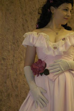 Christine Daa� from Phantom of the Opera worn by Athena