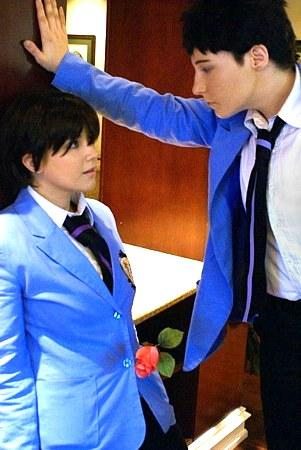 Takashi Morinozuka / Mori from Ouran High School Host Club worn by Athena