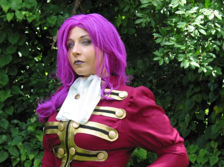 Cornelia Li Britannia from Code Geass worn by Athena