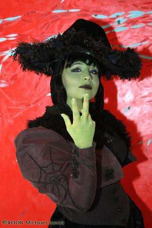 Wicked Witch of the West from Wizard of Oz, The worn by Athena