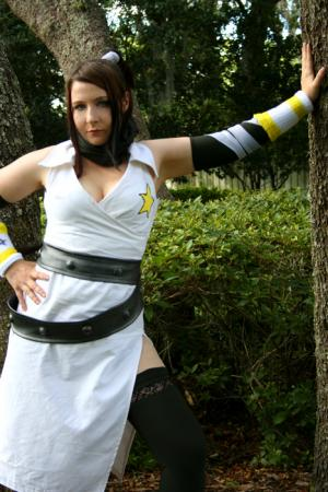 Tsubaki Nakatsukasa from Soul Eater worn by Athena