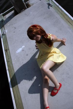 Asuka Langley Sohryu from Neon Genesis Evangelion worn by ShiNo Usagi