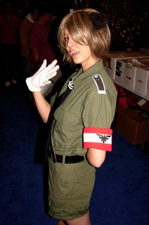 Schrodinger from Hellsing worn by ShiNo Usagi