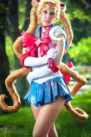 Sailor Moon from Sailor Moon Crystal by Demon Lord Etna