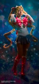 Sailor Moon from Sailor Moon Crystal