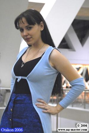 Rinoa Heartilly from Final Fantasy VIII (Worn by SunseenLi)