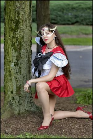 Sailor Mars from Sailor Moon worn by SunseenLi