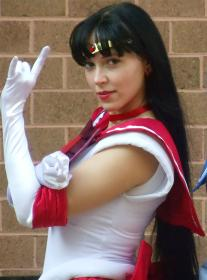 Sailor Mars from Sailor Moon S (Worn by SunseenLi)