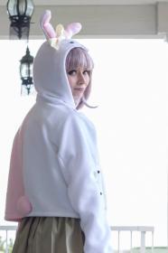 Chiaki Nanami from Super Dangan Ronpa 2 worn by feytaline