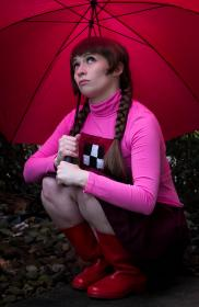 Madotsuki from Yume Nikki worn by feytaline
