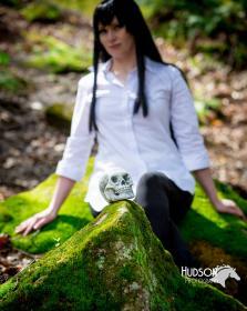 Sakurako Kujou from Beautiful Bones: Sakurako's Investigation  by feytaline