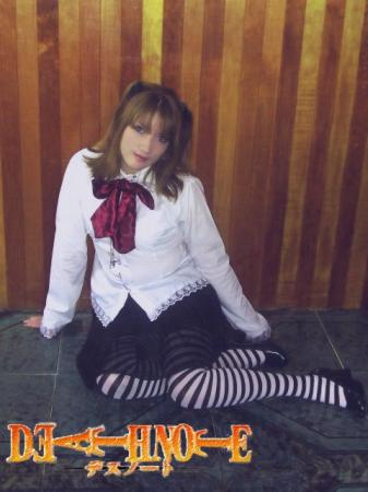 Amane Misa from Death Note worn by Sakuranne