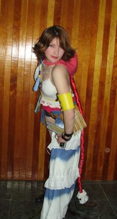 Yuna from Final Fantasy X-2 worn by Sakuranne