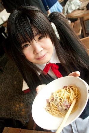 Azusa Nakano from K-ON!