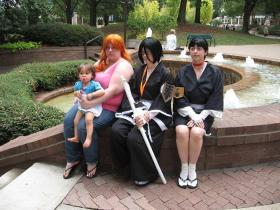 Rangiku Matsumoto from Bleach by Purple_Ladybug