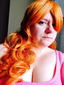 Rangiku Matsumoto from Bleach worn by Purple_Ladybug
