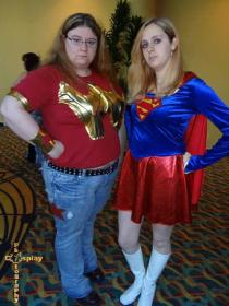 Wonder Girl from DC Comics worn by Purple_Ladybug