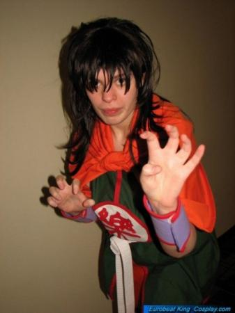 Yamcha from Dragonball