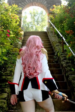 Utena Tenjou from Revolutionary Girl Utena worn by mirrorsabersavern