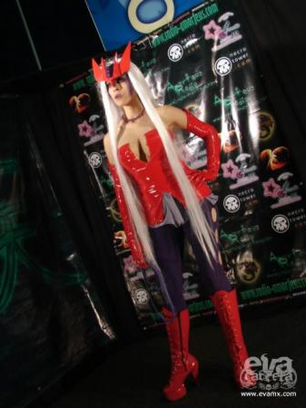 Sister Jill from Cutey Honey worn by Eva Cabrera