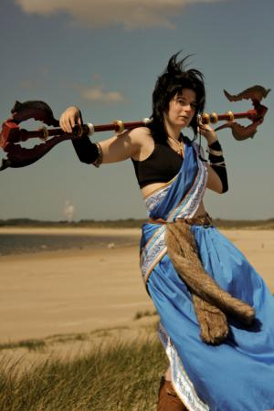 Oerba Yun Fang from Final Fantasy XIII worn by Jenangel