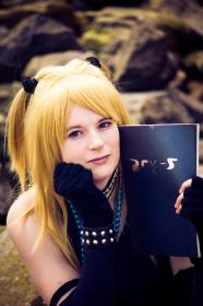 Amane Misa from Death Note worn by Jenangel