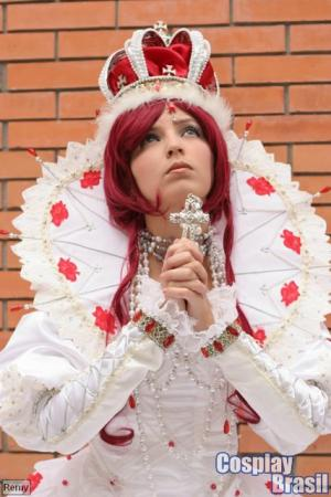 Esther Blanchett from Trinity Blood