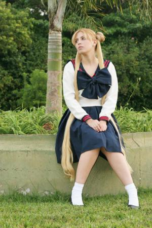 Usagi Tsukino from Sailor Moon Sailor Stars worn by Ju Tsukino