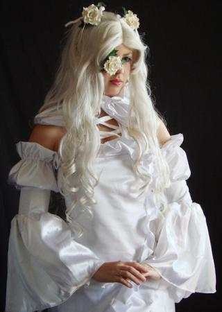 Kirakishou from Rozen Maiden worn by Ju Tsukino