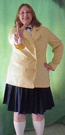 Makino Tsukushi from Hana Yori Dango
