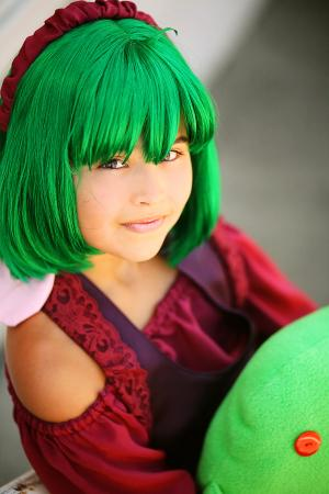 Ranka Lee from Macross Frontier worn by Luna