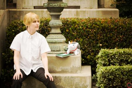 Takashi Natsume from Natsume Yuujinchou