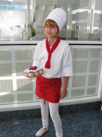 Makoto Kashino from Yumeiro Patissiere worn by Luna