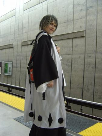 Ichimaru Gin from Bleach worn by Luna