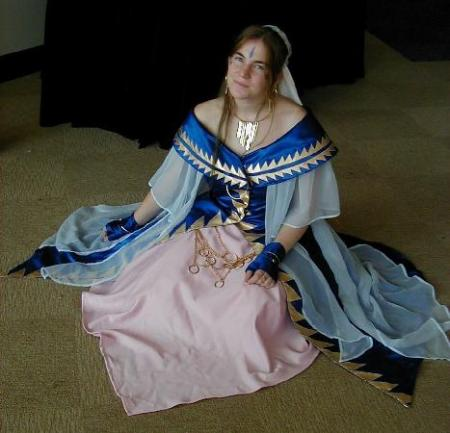 Belldandy from Ah My Goddess worn by Tokyopixie