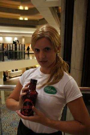 Sookie Stackhouse from True Blood worn by Fallyn Angel
