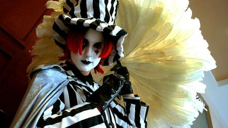 Mad Hatter from Angel Sanctuary