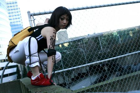 Faith from Mirrors Edge worn by Hyori