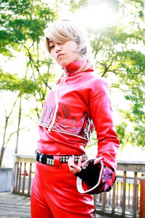Ash Crimson from King of Fighters 2003 worn by Hyori