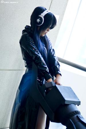Black Rock Shooter from Black Rock Shooter worn by Hyori