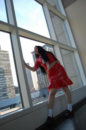 Yukako Yamagishi from Jojo's Bizarre Adventure worn by Azira