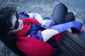 Lisa Lisa from Jojo's Bizarre Adventure  by Azira