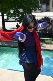 Lisa Lisa from Jojo's Bizarre Adventure worn by Azira