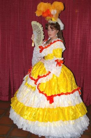 Duchess of Monzette from Takarazuka: Rose of Versailles worn by Tristen Citrine