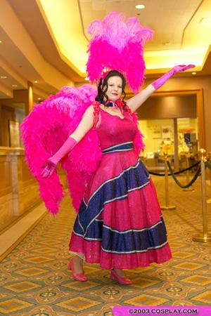 Soletta Orihime from Sakura Wars Musicals worn by Tristen Citrine