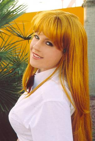 Orihime Inoue from Bleach worn by Tristen Citrine