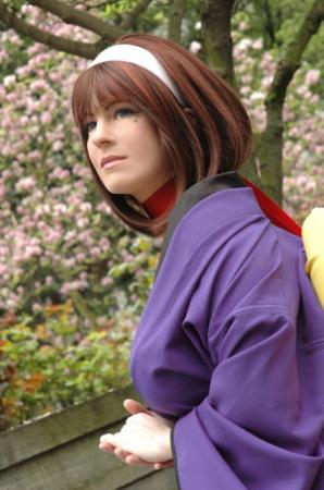 Sumire Kanzaki from Sakura Wars worn by Tristen Citrine