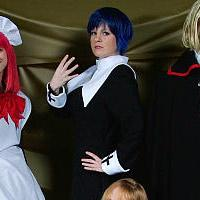 Ciel from Tsukihime worn by Tristen Citrine