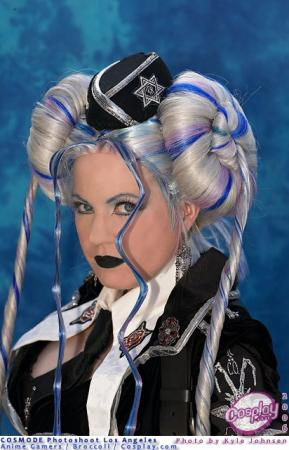 Eis Hexe from Trinity Blood