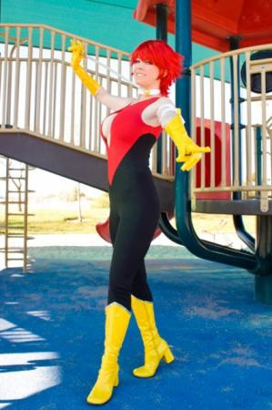 Cutey Honey from Cutey Honey worn by Tristen Citrine